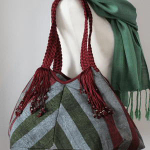 Accessories, including scarves, bags