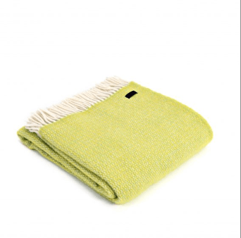 Tweedmill Illusion |Zest Pure New Wool Throw