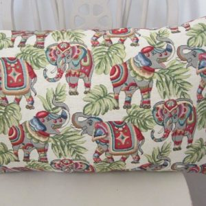 Long Elephant cushion