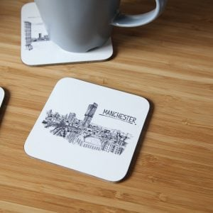 Manchester Skyline Coaster