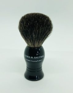 Cyril black badger brush