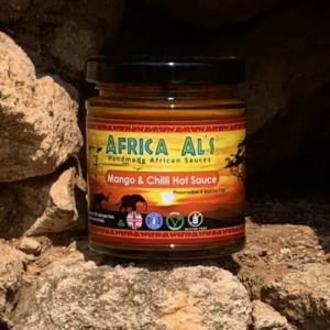 Africa Als Mango & Chilli Hot Sauce