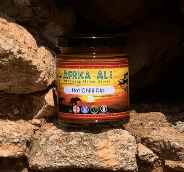Africa Als Original Chilli Dip