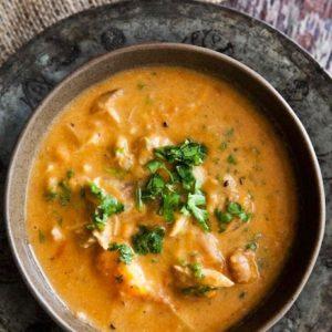 Africa Al's Peanut Chicken Stew