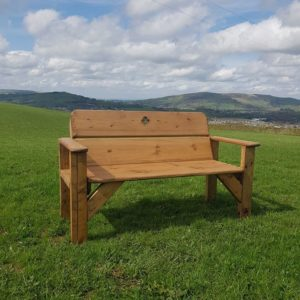 Garden Bench main
