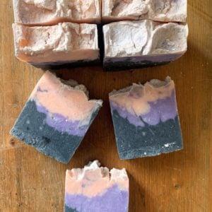 Nebula Handmade soap