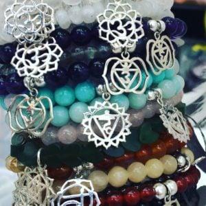 Handmade Chakra Bracelets