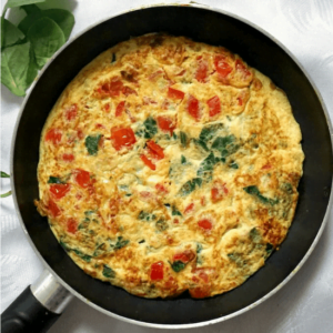 Africa Al's Spicy Omelette