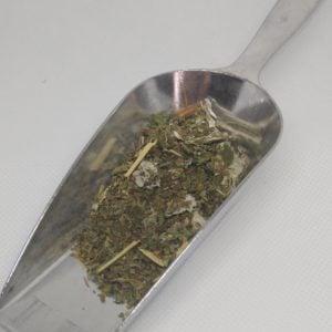 Raspberry Mint Herbal Tea