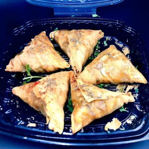 Spicy Roast Lamb Samosa (10)