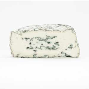 Burt's Blue small creamy handmade cheese