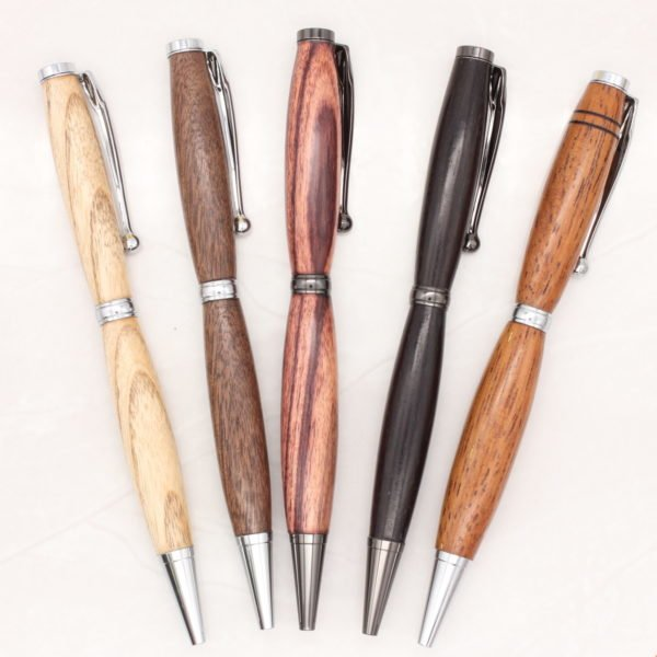 Slimline Pens Woodcraft By Owen
