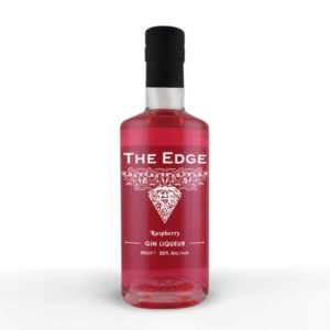 The Edge Raspberry Gin Liqueur 50cl