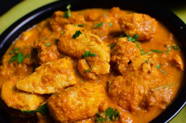 Africa Al's Hot & Spicy Coconut Fish Curry