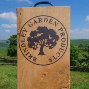 Brindley Garden Products Logo