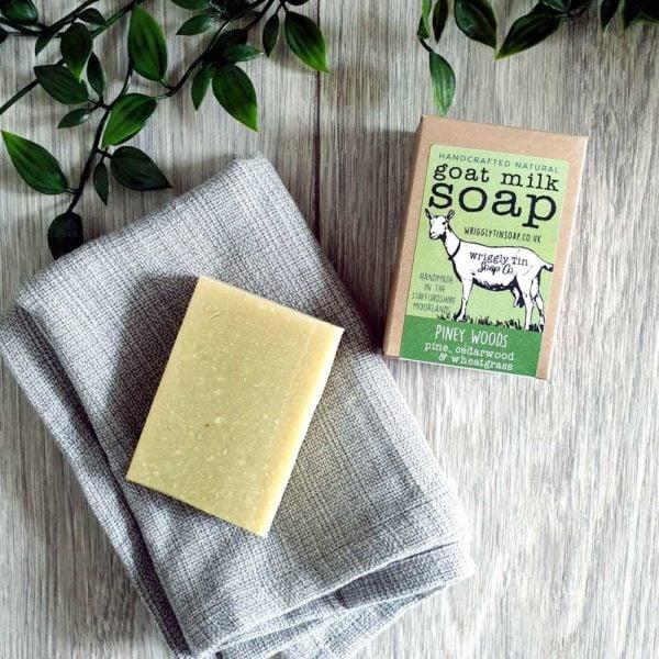 Goat Milk Soap UK