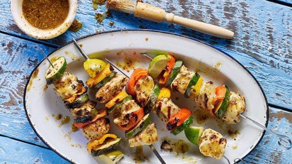Africa Al's Mild & Tasty Chicken Kebabs