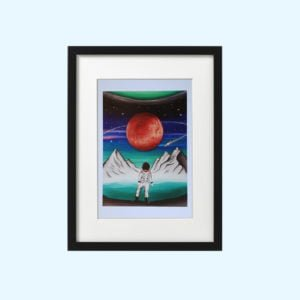 Space Explorer Print