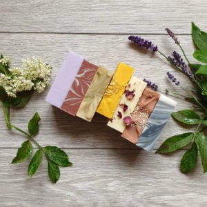 Natural Soap made in the UK