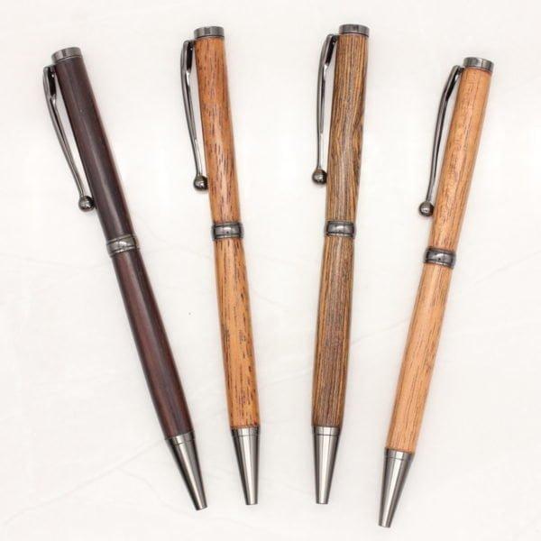 Slimline Pens - Woodcraft by Owen