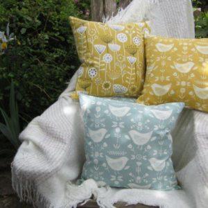 Bright Spring Cushions