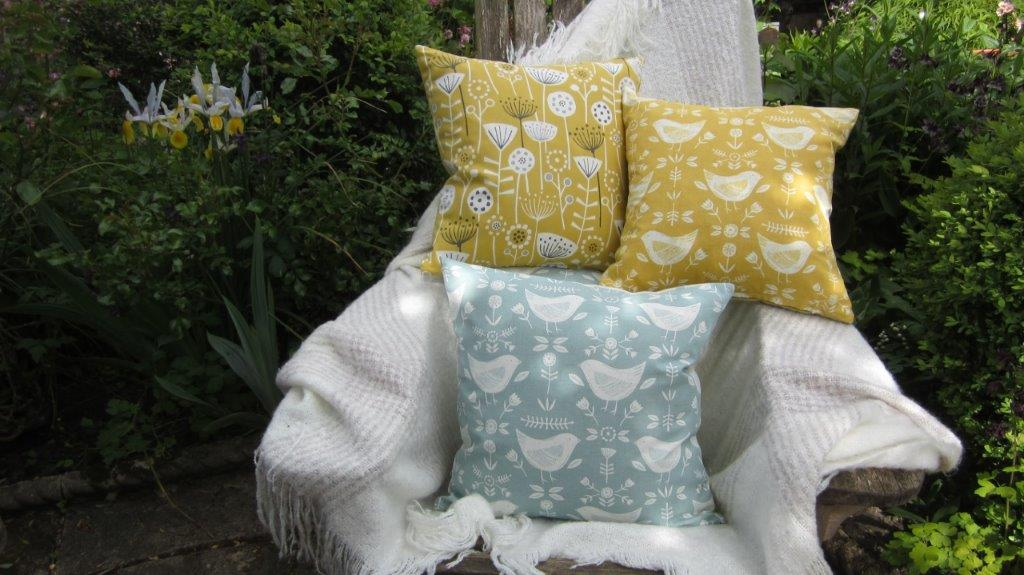 Cheerful Cushions and Covers
