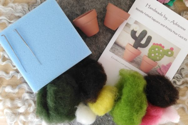 Cacti kit contents