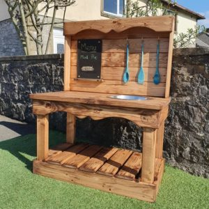 Country Cottage Mud Kitchen
