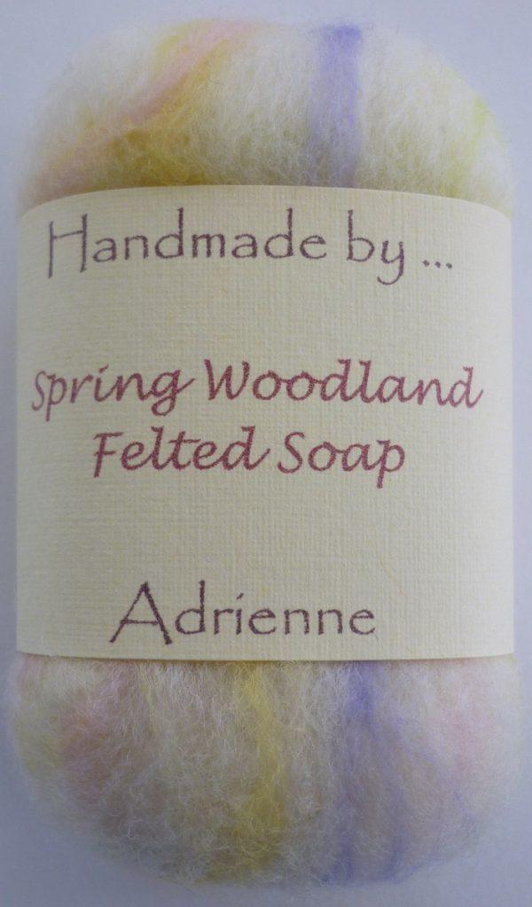 Sample Spring Woodland Soap