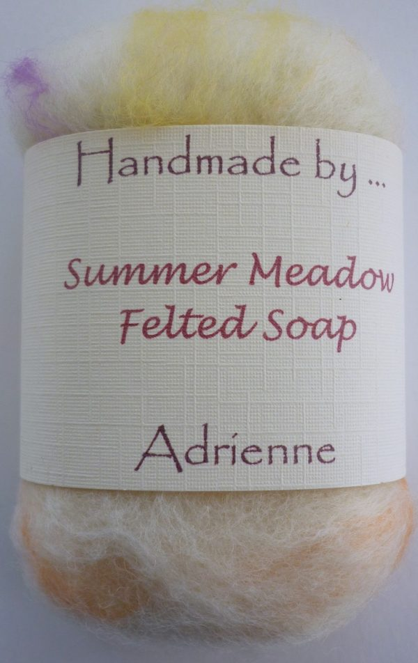 Sample Summer Meadow Soap