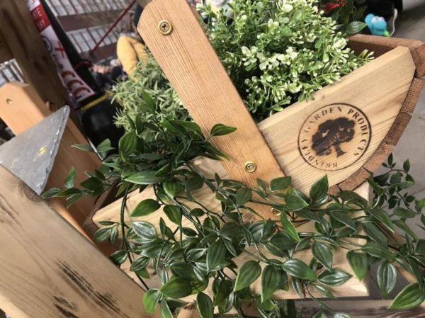 Garden Trug Idea