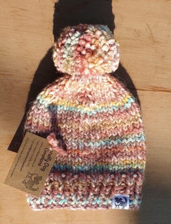 Scruffy Dog Creations, Bobble Hat