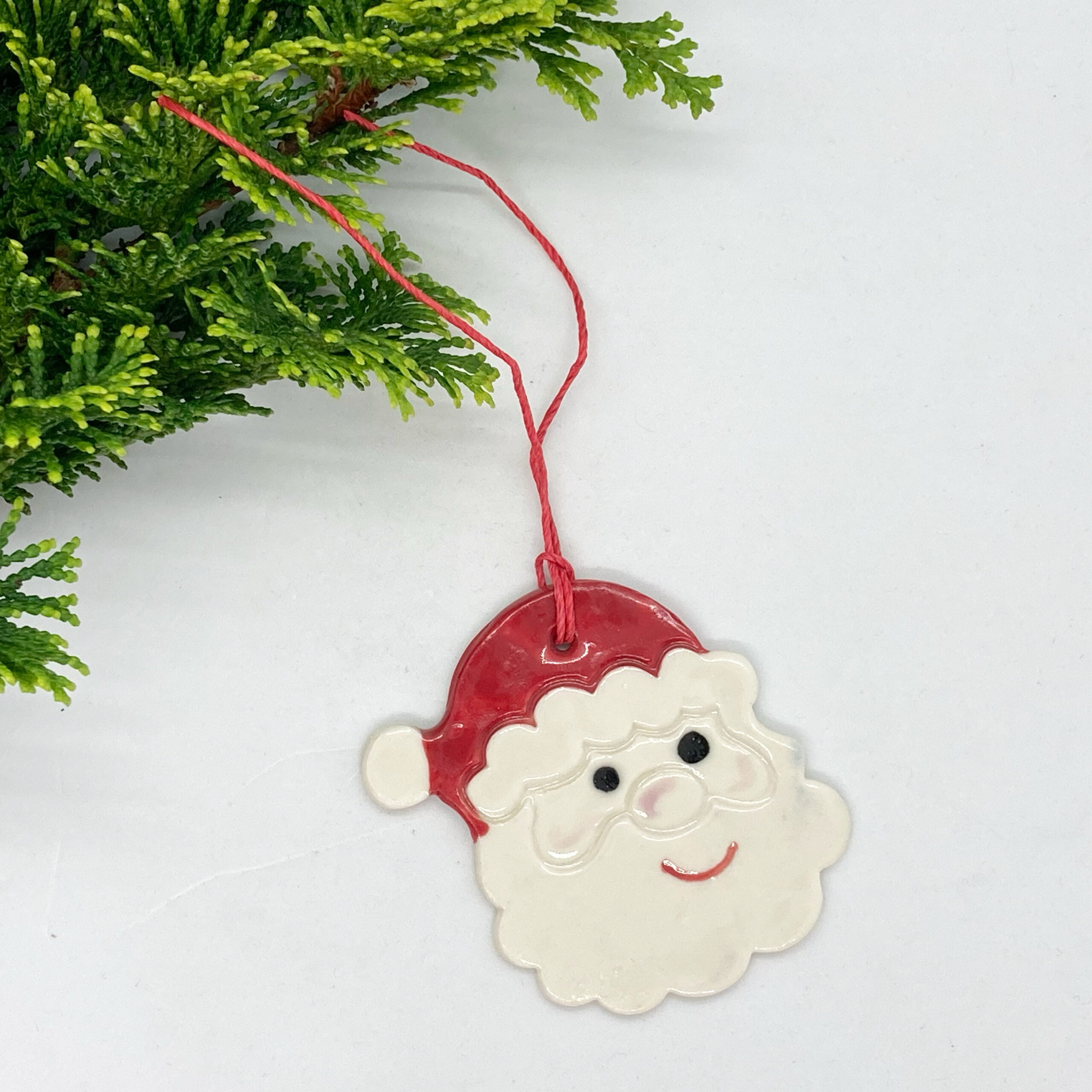 Father Christmas decorations