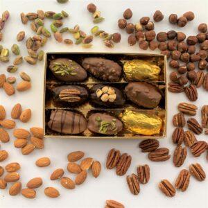 Chocolate Dates gift box