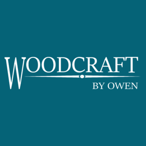 Woodcraft by Owen - Blue Logo
