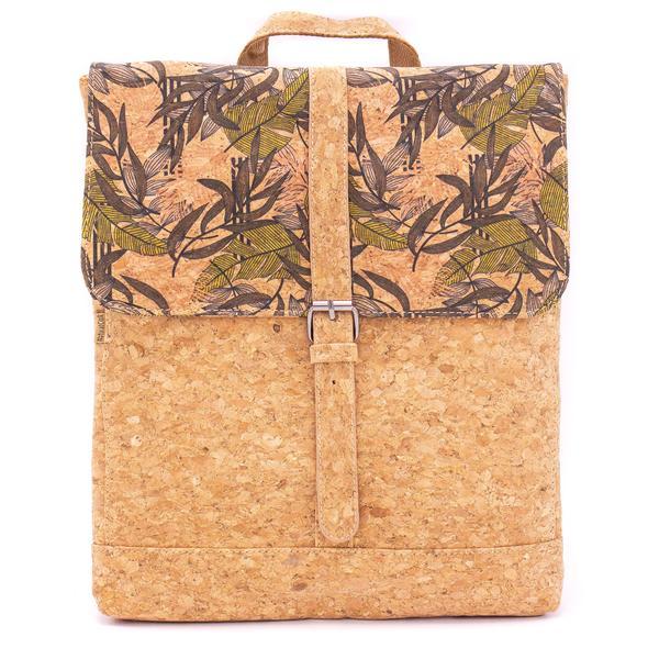 Cork Backpack Floral