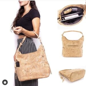 Cork Hobo Bag