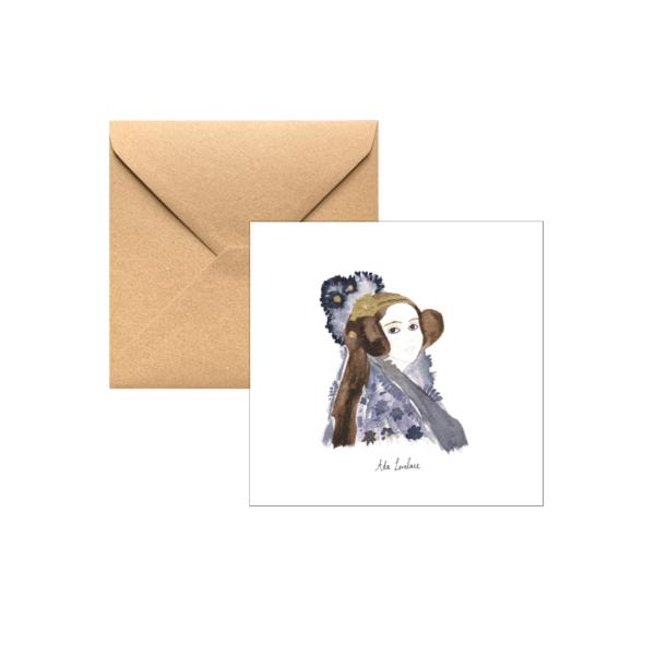 Ada Lovelace card