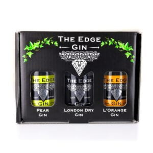 The Edge Gin Gift Box