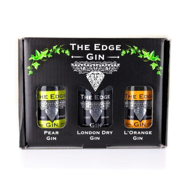 The Edge Gin Gift Box