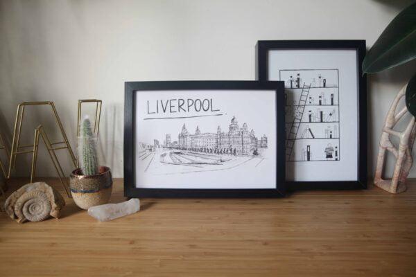 liverpool-skyline-3graces-print